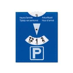 Karta parkingowa