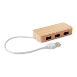 3 portowy hub USB 2.0
